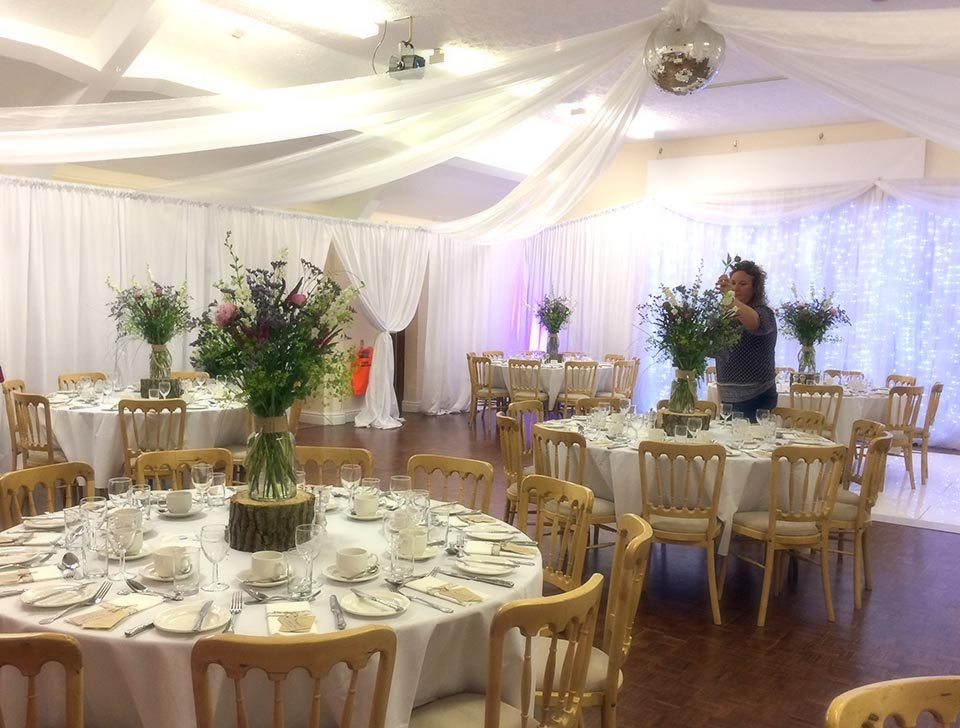 Briston Pavilion - a perfect venue for all events