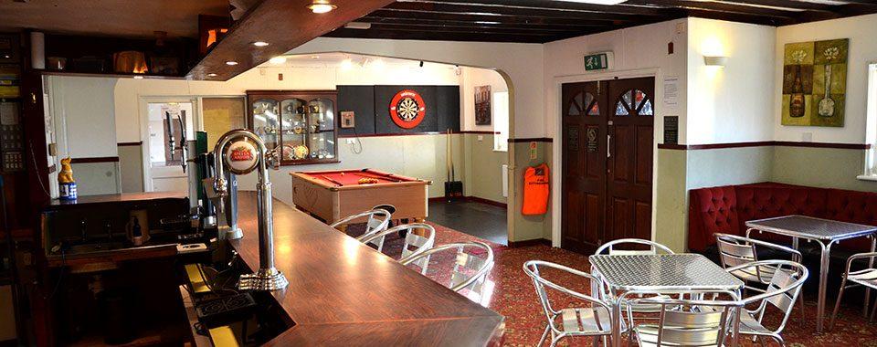 Lofty's Bar, Briston Pavilion