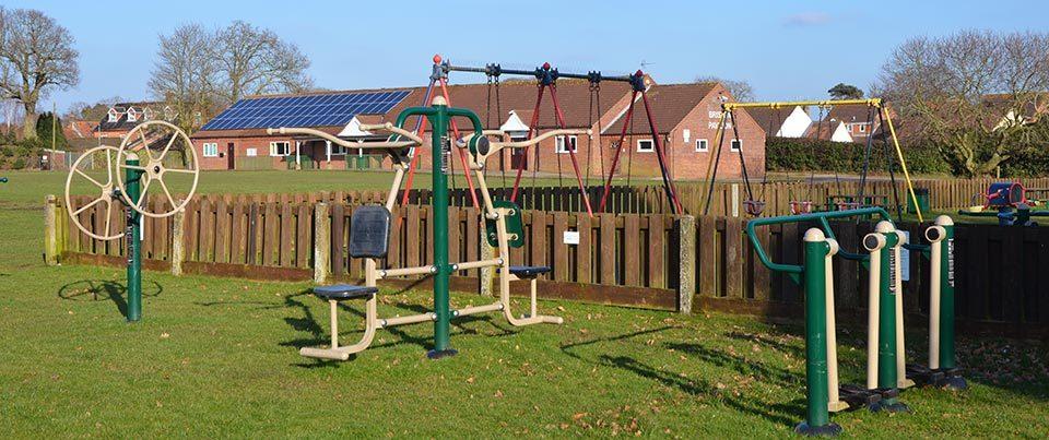 Children's Play Area and Sports Field, Briston